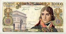 10000 Francs Bonaparte